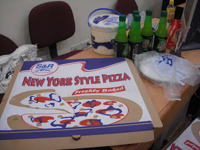 S&R New York Style Pizza