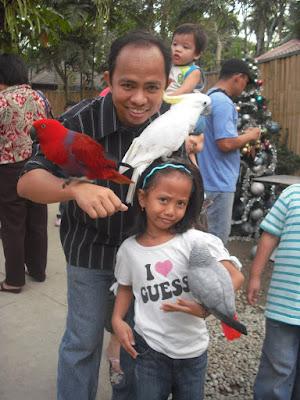 Manila Zoo: Kinder Zoo