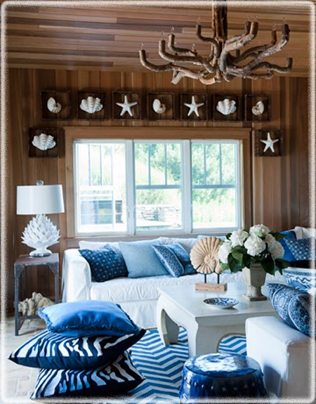 Home decor home lighting blog 2012 january for Coastal beach home decor