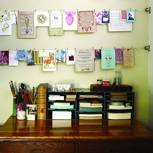 Belle maison time to get organized the home office edition for Design your office