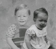 Ronnie and Caroline