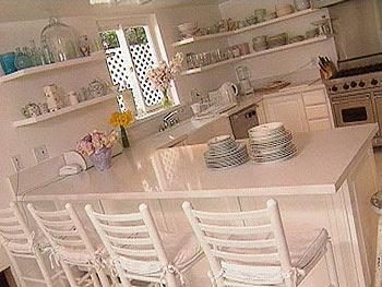 Shabby Chic Kitchens Rachel Ashwell