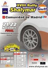XVIII Rallye Shalymar