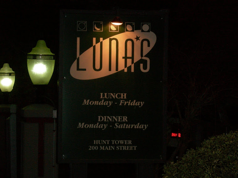 Luna&#39;s
