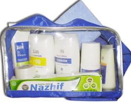 Paket Produk Kebutuhan Haji