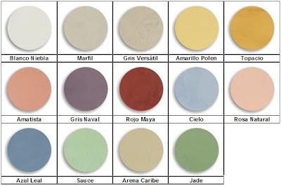 Microcemento alisado - Colores de microcemento ...