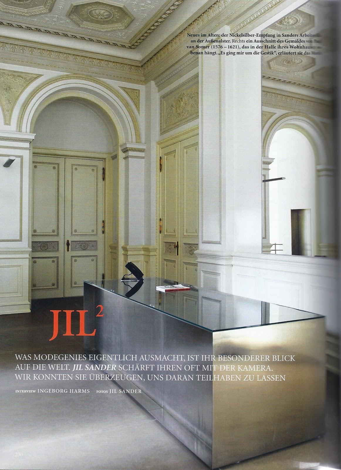 la pouyette fashion jil sander part 2. Black Bedroom Furniture Sets. Home Design Ideas