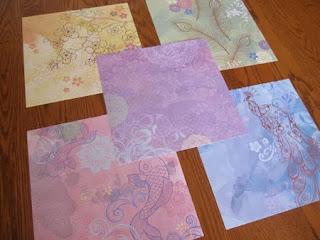 Jess Volinski, Serenity Paper Design