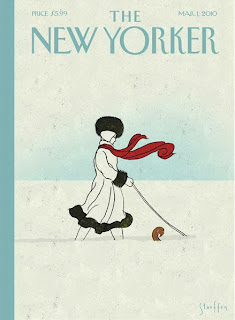 Brian Stauffer, The New Yorker, Magazine Covers