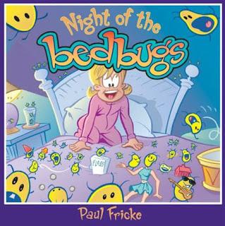 Paul Fricke, Children's Books, Children's Book Illustration,