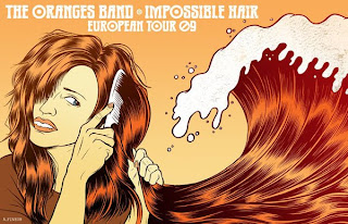 Alex Fine,  The Oranges Band, Impossible Hair