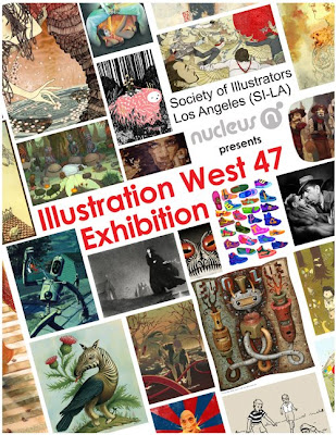 Society of Illustrators, Illustration West 47 Competition Exhibition