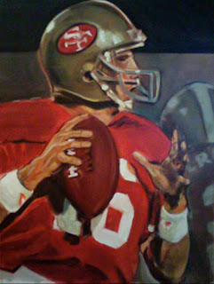 Rusty Zimmerman, Joe Montana