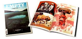 Jon Reinfurt, Empty Magazine