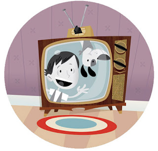 Rob McClurkan: Television Illustration