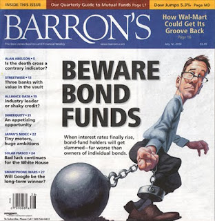 James Bennett, Barrons, Editorial,
