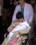 Baby Elizabeth Carr