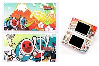 NDS Lite Console Sticker(Taiko Tatsujin)