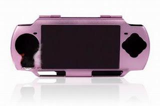 PSP 2000 Metallic protective Case