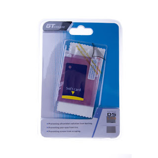 Screen Protector Guard Film for NDS Lite