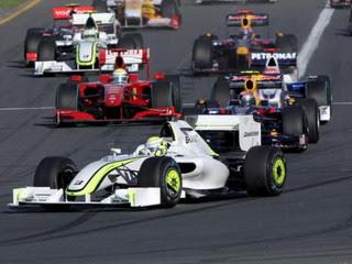 Formulė-1 startas