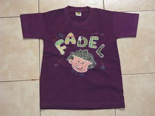 Kaos Lucu untuk Anak-Anak