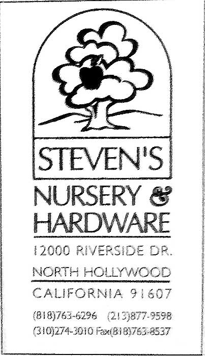 Stevens nursery and the gates are open come on in once the morning racks have been put out front then you know the nursery is open for business colourmoves