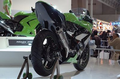 Ninja 250R Mods MotoGP