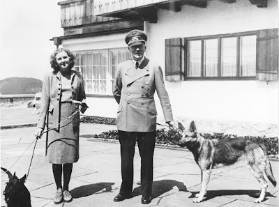 BLANKNEY JOURNAL: Eva Braun