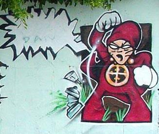 graffiti characters,cat graffiti