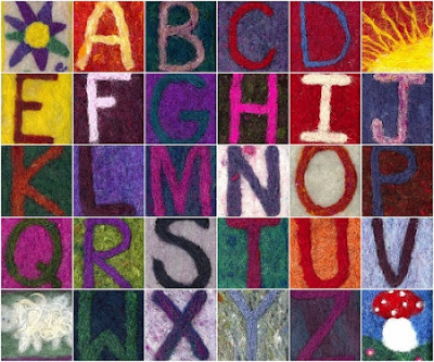 alphabet letter,cotton, alphabet store