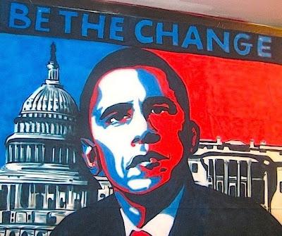 obama picture,obama graffiti