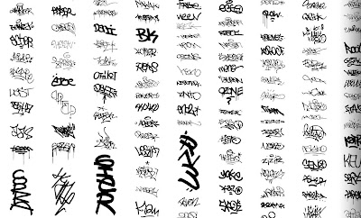 graffiti alphabet,graffiti majesty