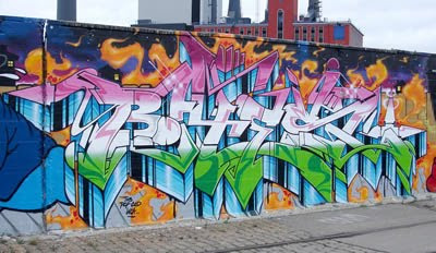 Graffiti Blockbusters
