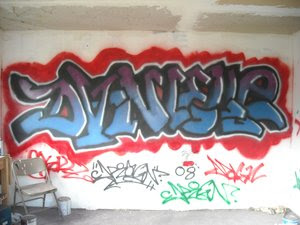graffiti name