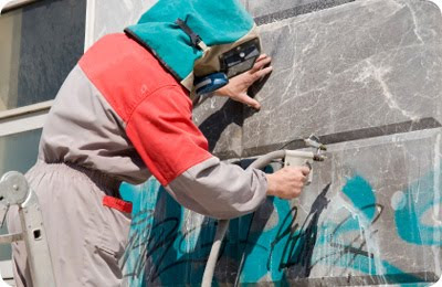 graffiti cleaning