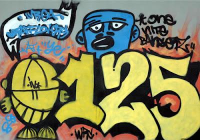 graffiti number, 125