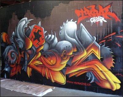 Labels: best graffiti 3d, graffiti 3D, wall graffiti