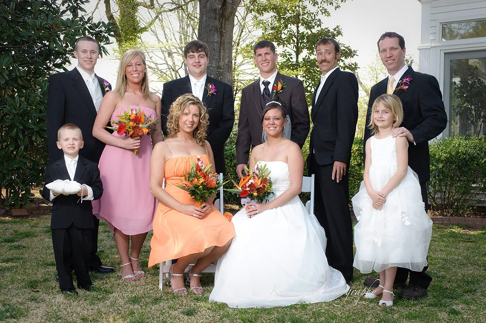 Magnolia manor colfax wedding