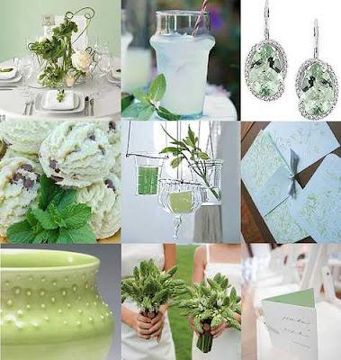 Lemon Gray Wedding Inspiration