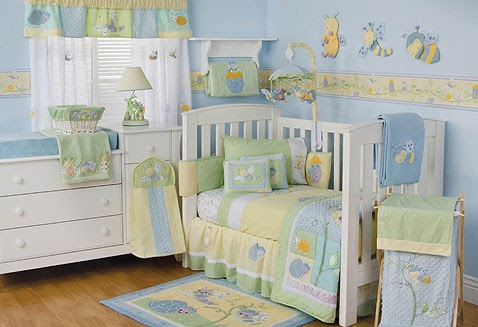How to decorate baby boy room boys room makeover games for Baby room decoration games online