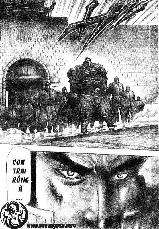 Chú bé rồng-Ryuuroden chap 186 Trang 26 - Mangak.info