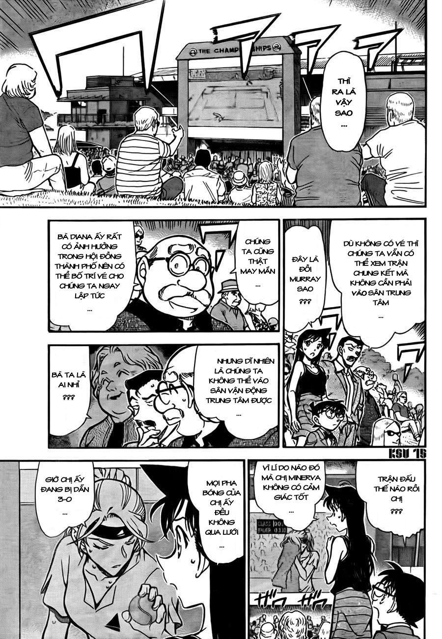 Conan-Thám Tử Lừng Danh trang 16
