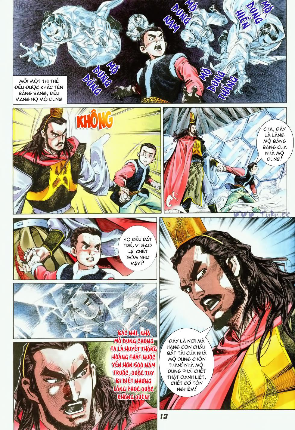 Thiên Long Bát Bộ - Ngoại Truyện