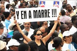 HAITI EN A MARRE