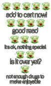 Book Rating System