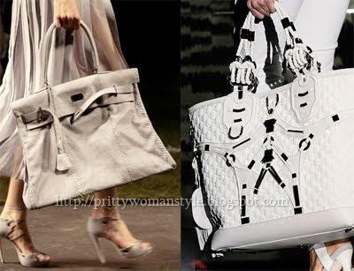 големи чанти с къси дръжки