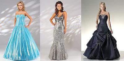 Бални рокли с обемни поли