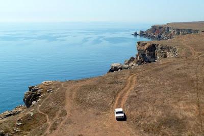 брегът на изгрева - Камен бряг