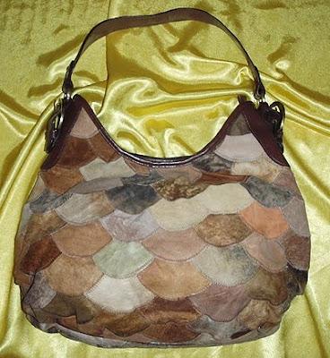 кафява чанта пачуърк